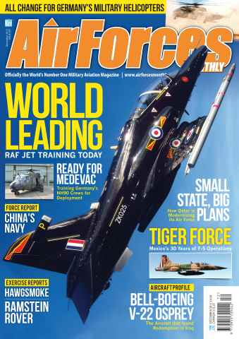 AirForces Monthly issue December 2012