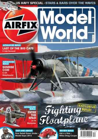 Airfix Model World issue December 2012