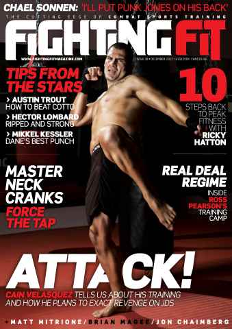 Fighting Fit issue December 2012