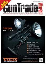 Gun Trade World issue November 2012