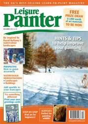 Leisure Painter issue December 2012