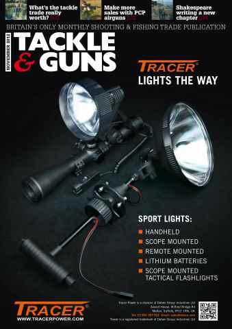 Tackle & Guns issue Tackle & Guns November