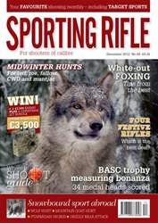 Sporting Rifle issue 84