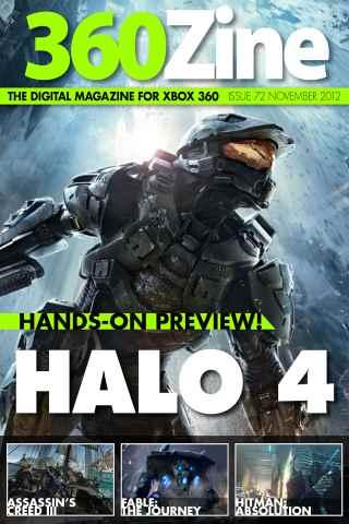 360Zine issue Issue 72