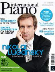 International Piano issue November-December 2012