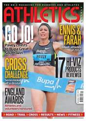 Athletics Weekly issue AW November 1 2012