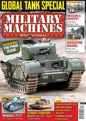 Military Machines International issue December 2012