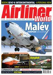 Airliner World issue April 2011