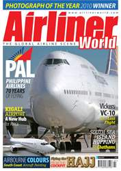 Airliner World issue March 2011