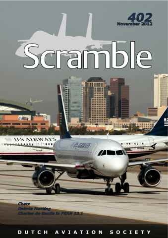 Scramble Magazine issue 402 - November 2012