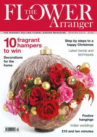 The Flower Arranger issue Winter 2012