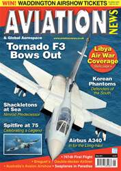 Aviation News issue May 2011