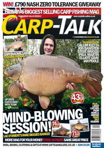 Carp-Talk issue 943