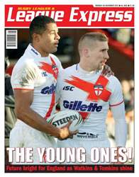 League Express issue 2835