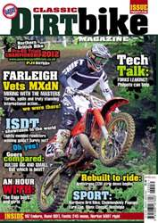 Classic Dirt Bike issue Issue #25