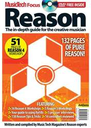 MusicTech Focus : Reason issue Music Tech Focus - Reason