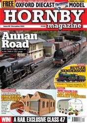 Hornby Magazine issue December 2012