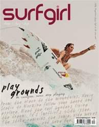 SurfGirl Magazine issue SurfGirl issue 40