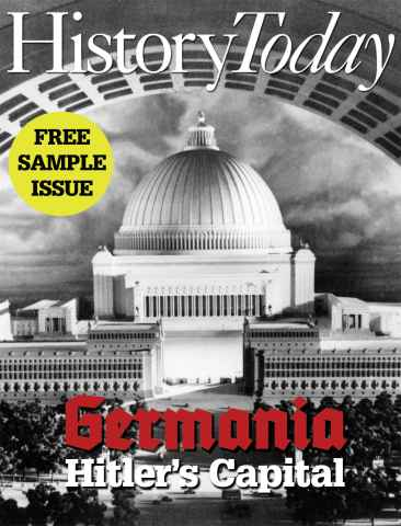 History Today issue Free Sample Issue