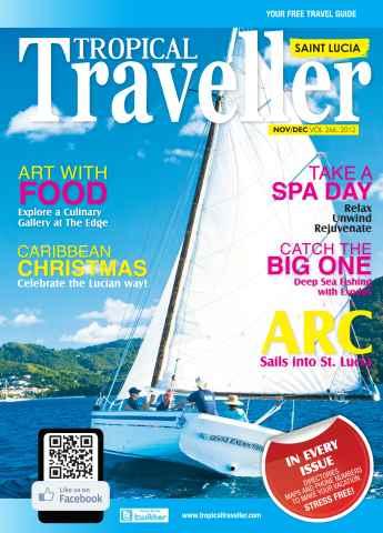 Tropical Traveller issue November - December 2012