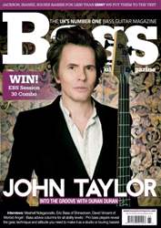 Bass Guitar issue 85 December 2012