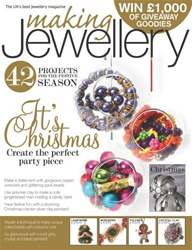 Making Jewellery issue December 2012
