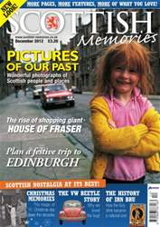 Scottish Memories issue December 2012