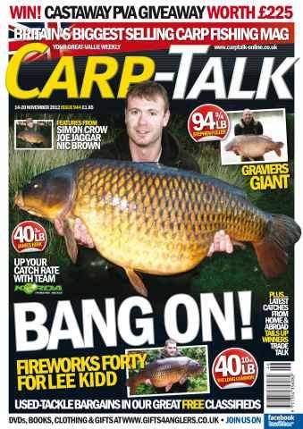 Carp-Talk issue 944