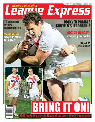 League Express issue 2836