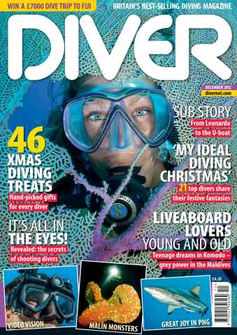 DIVER issue December 2012