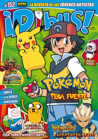 Revista ¡DIBUS! issue Revista ¡DIBUS. 152