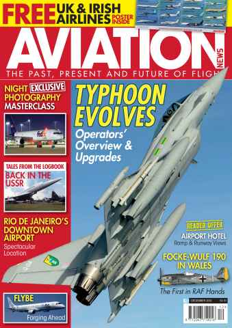 Aviation News issue December 2012