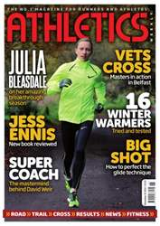 Athletics Weekly issue AW November 15 2012