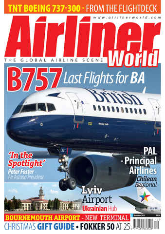 Airliner World issue December 2010