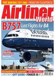 Airliner World issue December 2010