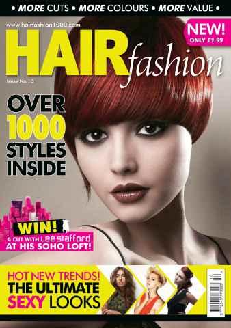 Hair Fashion issue Issue 10