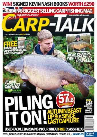 Carp-Talk issue 945