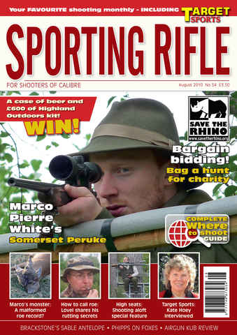 Sporting Rifle issue 54