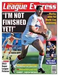 League Express issue 2837
