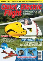 Quiet & Electric Flight Inter issue December 2012