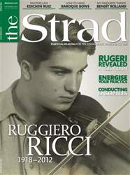 The Strad issue December 2012