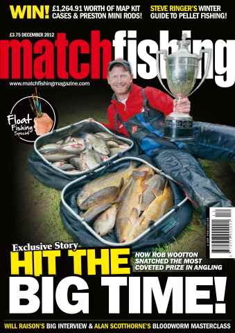 Match Fishing issue December 2012