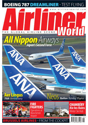 Airliner World issue May 2011