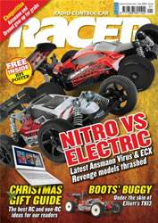Radio Control Car Racer issue January 2013