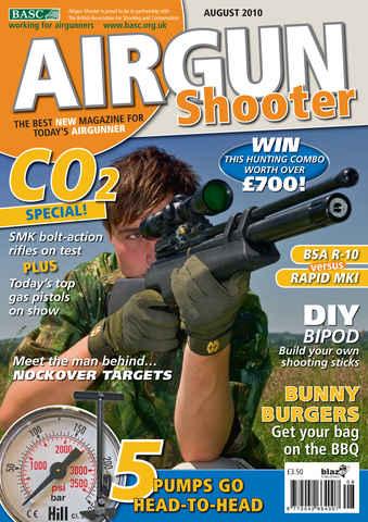Airgun Shooter issue August 2010