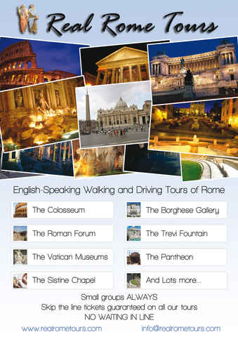 Italia! Guide to Rome Preview 2