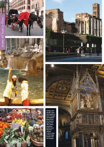 Italia! Guide to Rome Preview 8