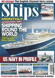 Ships Monthly issue US Navy Special January 2013