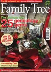 Family Tree issue FamilyTree Christmas 2012