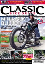 Classic Bike Guide issue December 2012